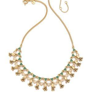 Madewell Jewelry - Madewell Enamel Statement Necklace